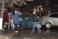 В Туле пьяный на Audi протаранил пять автомобилей, Фото: 25