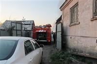 В Туле сборщики металла травят город дымом, Фото: 5