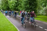 В Туле прошел большой велопарад, Фото: 66
