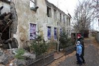 Жители одного из поселков области: «На нас падает дом!» , Фото: 14