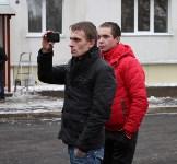 Владимир Груздев вручил ключи от квартир новоселам из Донского , Фото: 4