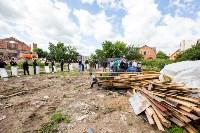 Снос домов в Плеханово. 6 июля 2016 года, Фото: 33