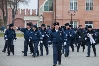 Митинг сотрудников ОВД в Тульском кремле, Фото: 14