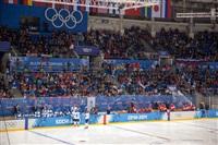 Женский хоккейный матч Канада-Финляндия. Зимняя Олимпиада в Сочи, Фото: 10