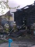 В Туле загорелся дом, Фото: 16