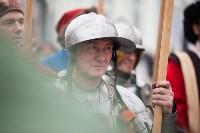 Средневековые маневры в Тульском кремле. 24 октября 2015, Фото: 185