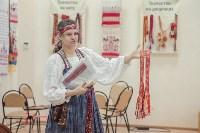 """В Ленинском открылась выставка """"Традиционное тульское ткачество"""", Фото: 14"""