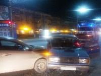 Авария на перекрестке ул. Жаворонкова и проспекта Ленина. 10.04.2015, Фото: 1
