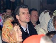 Пасхальная служба в Успенском соборе. 20.04.2014, Фото: 48