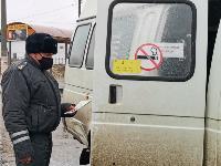 Проверка транспорта в Новомосковске, Фото: 14
