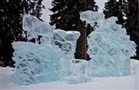 Ледяные скульптуры, Фото: 16