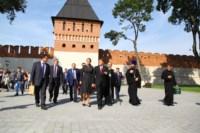 Освящение колокольни в Тульском кремле, Фото: 37