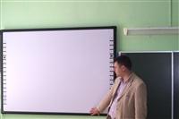 Денис Бычков проверяет школы Тульской области, Фото: 27