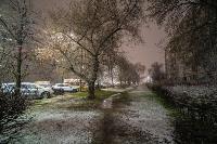 Апрельский снегопад - 2021, Фото: 1
