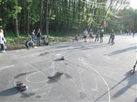 В Центральном парке появилась трасса для радиоуправляемых моделей, Фото: 18