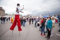 День города - 2015 на площади Ленина, Фото: 125
