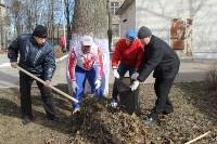 Первый городской суббботник-2015. 14.03.2015, Фото: 5