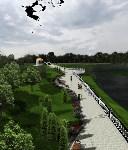 Проект благоустройства зоны культуры и отдыха Платоновского парка, Фото: 5