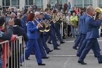 По праздничной Туле прошли духовые оркестры, Фото: 18