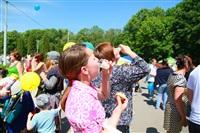Дегустация питьевого творога Вита Милка, Фото: 2