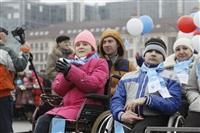 Эстафета паралимпийского огня в Туле, Фото: 109