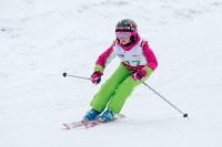Третий этап первенства Тульской области по горнолыжному спорту., Фото: 6