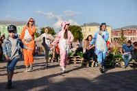 На тульском «Газоне» прошла пижамная вечеринка, Фото: 16
