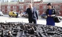 В Туле появилась новая скульптура «Исторический центр города», Фото: 6