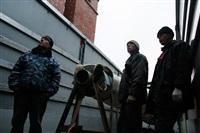 Утром 15 ноября в Тулу привезли шпиль для колокольни Успенского собора, Фото: 3