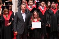 Вручение дипломов магистрам ТулГУ. 4.07.2014, Фото: 164