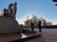 В Туле открыли памятник экипажу танка Т-34, Фото: 65