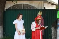 В Туле прошел флешмоб «Читающий парк», Фото: 20