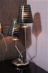 В спальне используется дорогой свет: люстра и светильник – с плафонами из муранского стекла. , Фото: 9