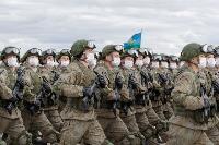 В Туле прошла первая репетиция парада Победы: фоторепортаж, Фото: 29