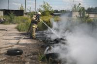 Пожар в гаражном кооперативе №17, Фото: 42