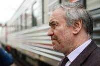Встреча Валерия Гергиева на Московском вокзале в Туле, Фото: 14