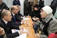 Авилов. Встреча с жителями Плеханово. 8.12.15, Фото: 3