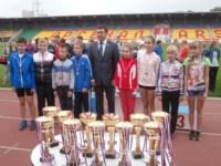 В Туле прошло первенство по легкой атлетике ко Дню города, Фото: 67