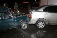 В Туле пьяный на Audi протаранил пять автомобилей, Фото: 7