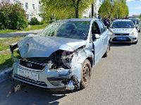 В Туле пьяная автоледи скрываясь с места ДТП врезалась в еще одну машину, Фото: 5