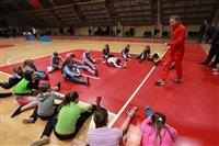 Соревнования по легкой атлетике. 9 января 2014, Фото: 19