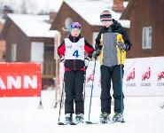 Третий этап первенства Тульской области по горнолыжному спорту., Фото: 73