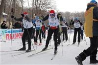 В Туле состоялась традиционная лыжная гонка , Фото: 29