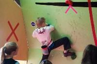 Соревнования на скалодроме среди детей, Фото: 35