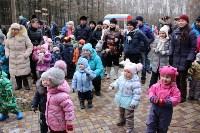 В Белоусовском парке появилась резиденция Деда Мороза, Фото: 3