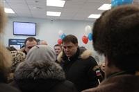 Владимир Груздев в Дубенском районе. 30 января 2014, Фото: 40