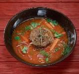 Бараний суп с зеленой чечевицей, Фото: 36