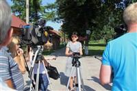 Татьяна Рыбкина – блогерам: «Мы ничего не строим, мы только спросили…», Фото: 13