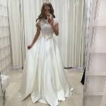 Модная свадьба: от девичника и платья невесты до ресторана, торта и фейерверка, Фото: 6