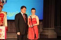 Владимир Груздев поздравил тульских выпускников-медалистов, Фото: 54